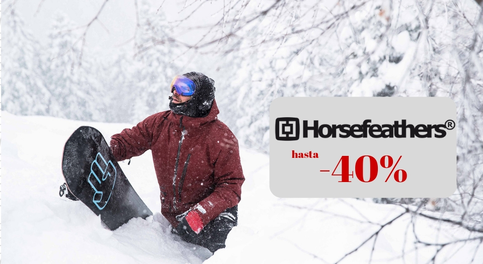 Ropa snowboard Horsefeathers