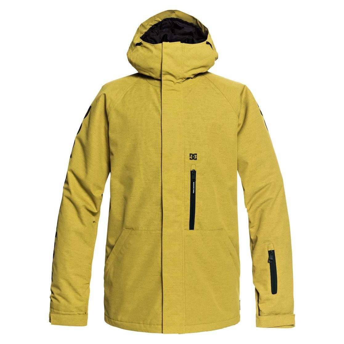 2e95145e3 DC Ripley Golden Rod | Chaqueta de snowboard | Desssliza3