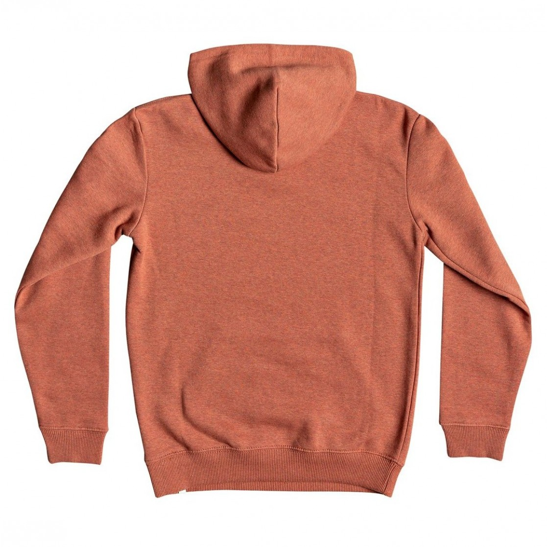 ec9362be07310 Quiksilver Big Logo Hood Youth Barn Red Heather