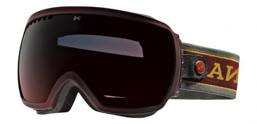 Gafas de snowboard Anon Comrade Ironcurtain-Red Gradient