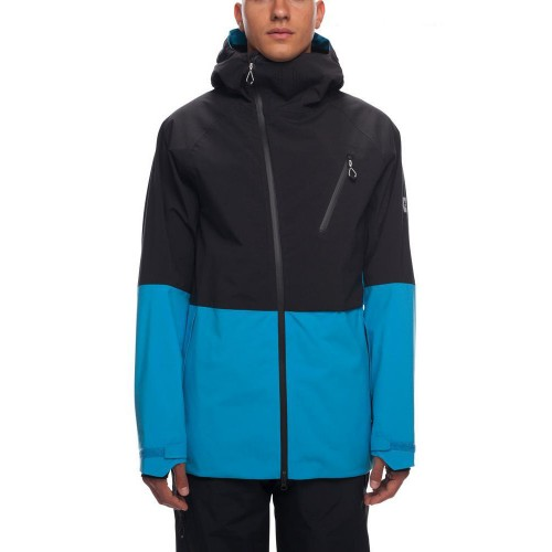 Chaqueta de snowboard 686 GLCR Hydra Thermagraph Jacket Bluebird Colorblock