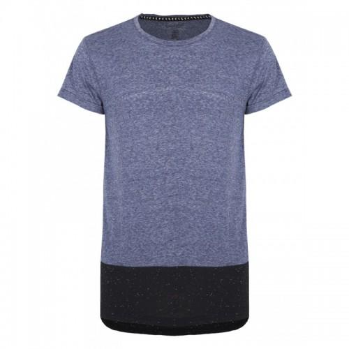Camiseta Anerkjendt Kaple T-Shirt Granit Grey Mel