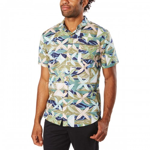 Camisa Dakine Plate Lunch Woven Island Bloom