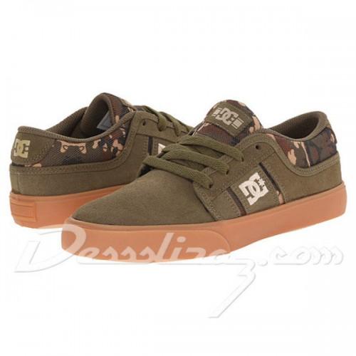 Zapatillas DC RD Grand SE Military
