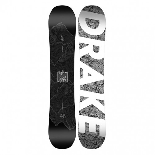 Tabla de snowboard Drake GT Wide 2020