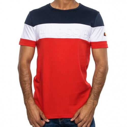 Camiseta Ellesse Timavo Tee Red