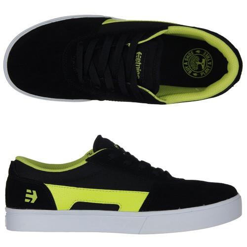 Zapatillas Etnies Kids RCT Black Yellow