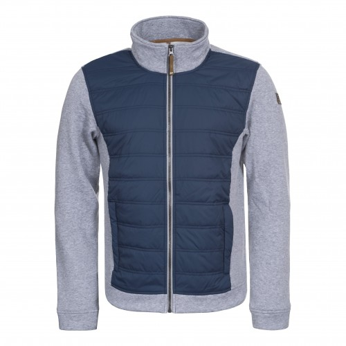 Sudadera Icepeak Trenton Light Grey