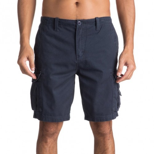 Bermudas Quiksilver Crucial Battle Short Cargo Blue Nights
