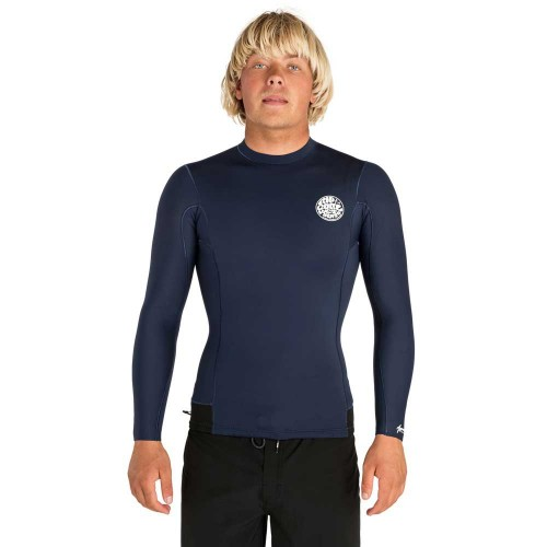 Neopreno de surf Rip Curl Aggrolite 1.5mm LS Jacket Navy/Black