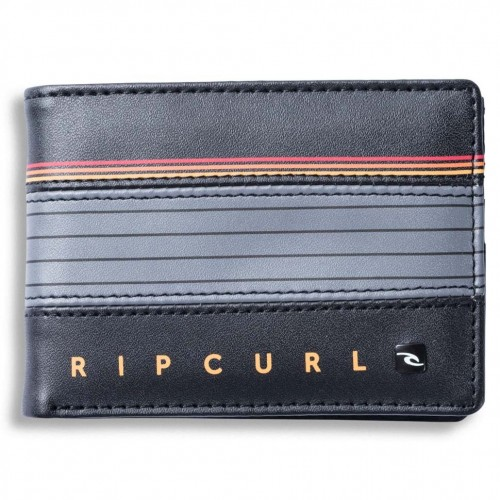 Cartera Rip Curl Hold Down Stripe Orange