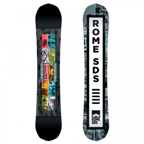 Tabla de snowboard Rome Blackjack 2020