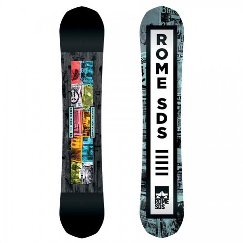 Tabla de snowboard Rome Blackjack Wide 2020