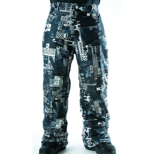 Pantalones de snowboard Rome DSK Insulated Pant Collage