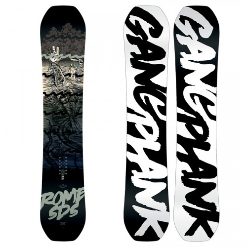 Tabla de snowboard Rome Gang Plank 2020