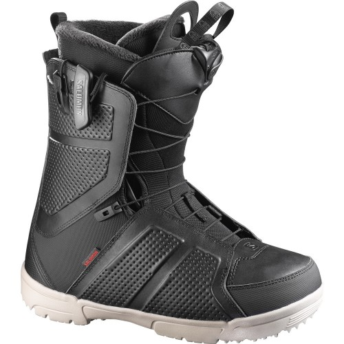 Botas de snowboard Salomon Faction Black 2018