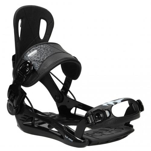 Fijaciones de snowboard SP Rage FT 270 Black 2018