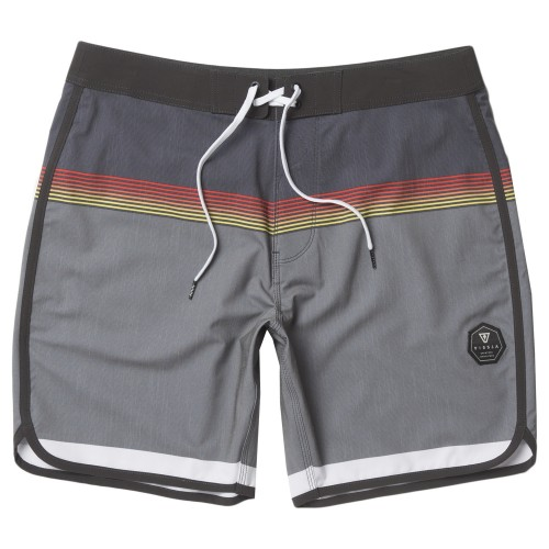 "Bañador Vissla Dredges Retro Fit 17.5"" Phantom"