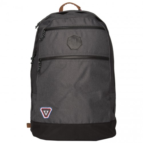 Mochila Vissla Road Tripper Bag Black Heather