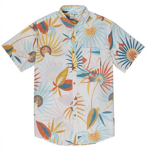 Camisa Billabong Sunday Floral Sand