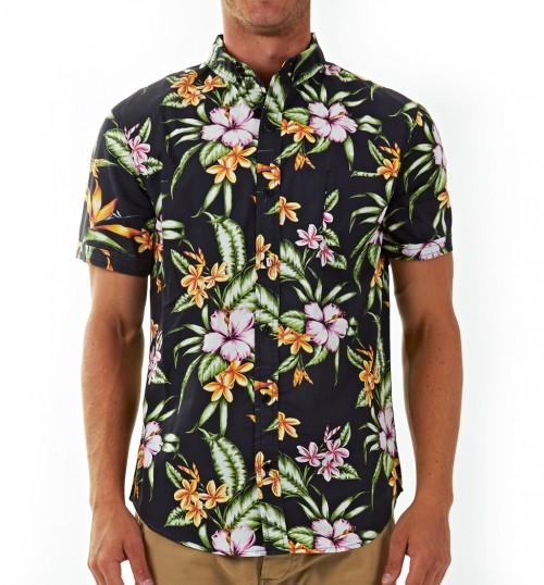 Camisa Globe Panama Black