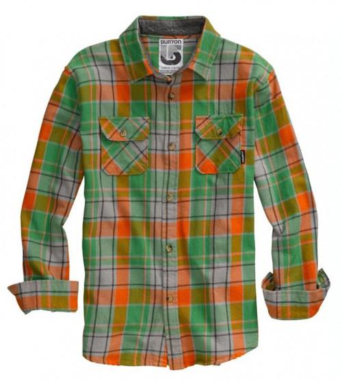 Camisa Burton Brighton LS Astro Turf
