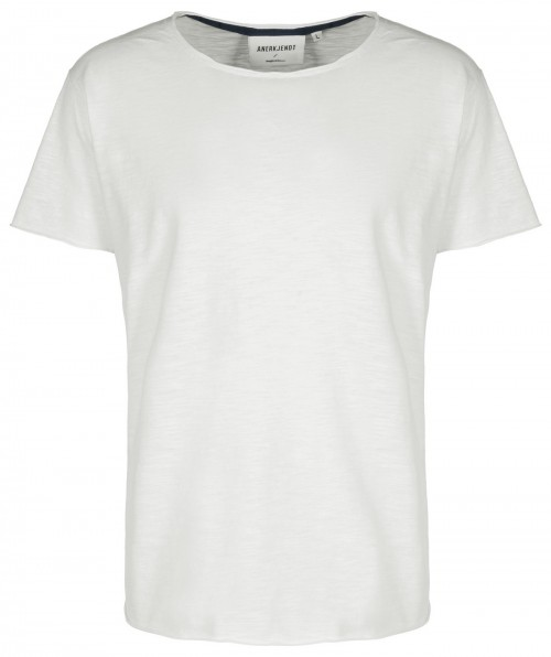 Camiseta Anerkjendt Ahrent T-Shirt White