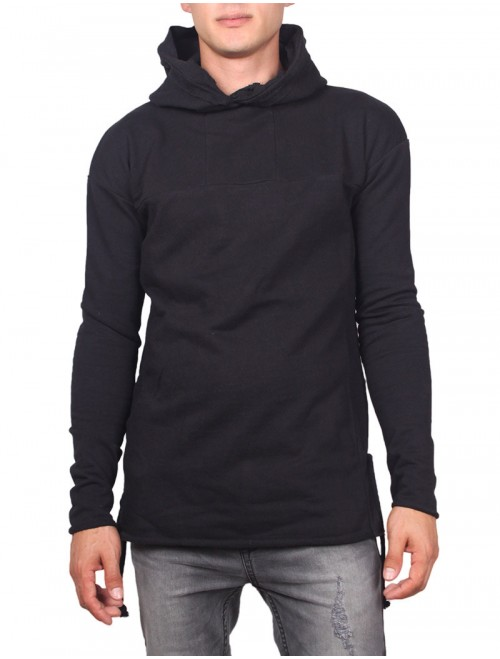 Sudadera Anerkjendt Offer Hood Sweat Caviar