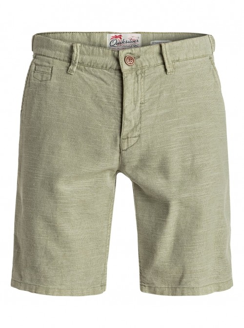 Bermudas Quiksilver Greenwood Cutty Chino Iceberg Green