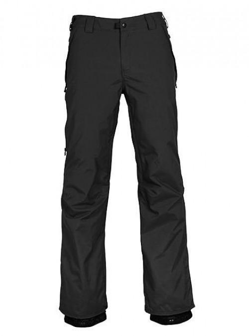 Pantalones de snowboard 686 Standard Pants Black