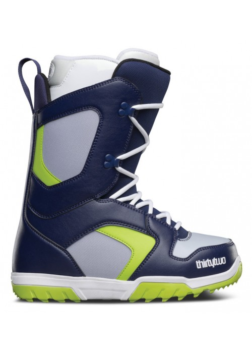 Botas de snowboard ThirtyTwo Exit Blue/Green 2017