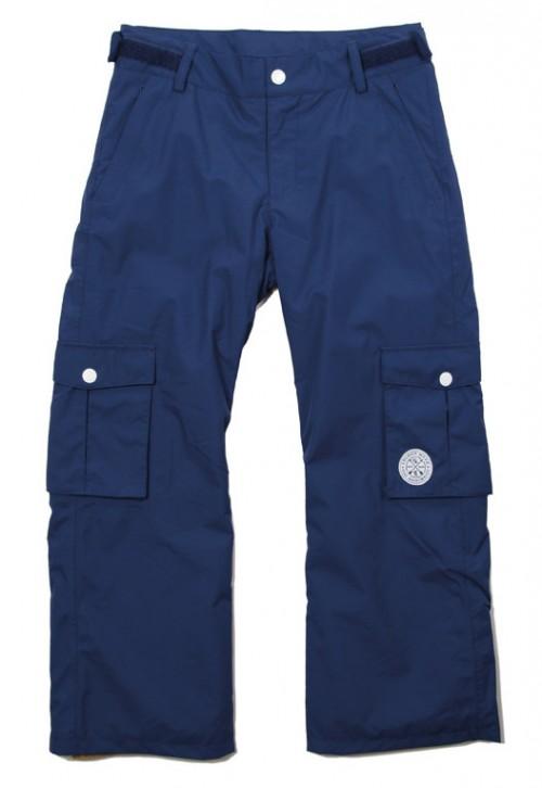 Pantalones de snowboard Wear Colour Trooper Pants Navy