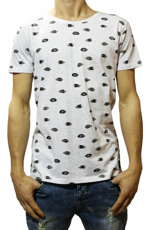 Camiseta Anerkjendt Tyrese T-shirt White